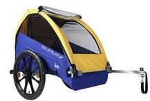 twin seat trailer